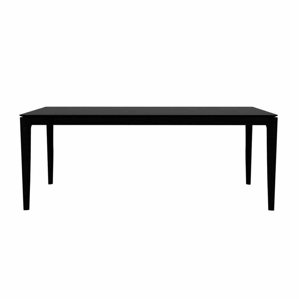 Bok dining table - Black