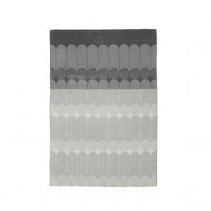 Ekko Throw Blanket - Smoke Grey