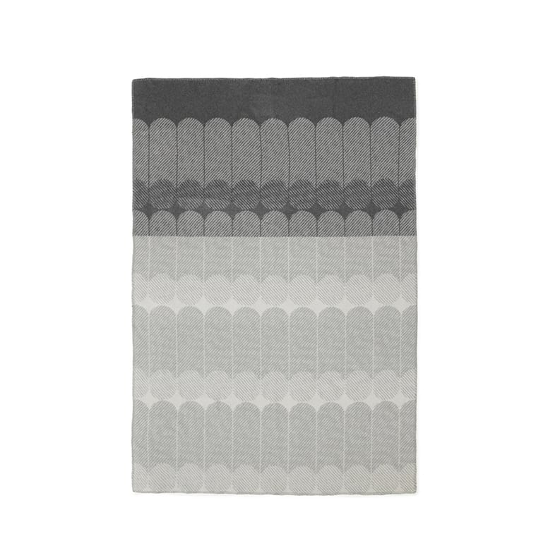 Ekko Throw Blanket - Smoke Grey