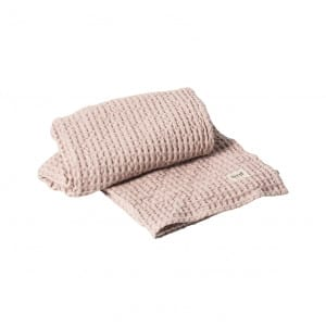 Organic Towel - Rose