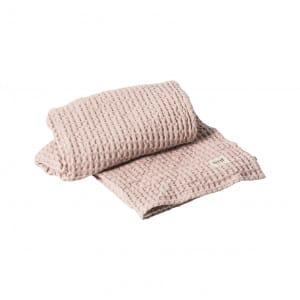 Organic Towel - Rose