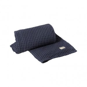 Organic Towel - Blue