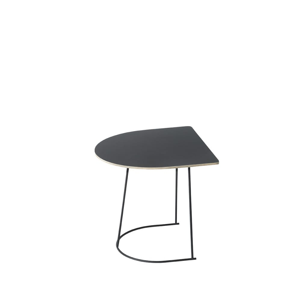 Airy Table Halfsize - Black