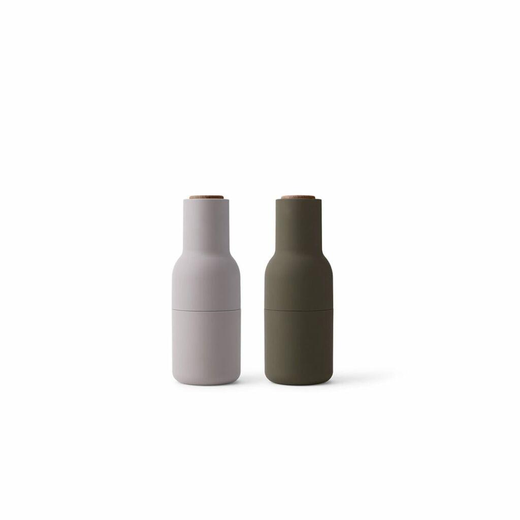 Bottle Grinders - H.Green/Beige