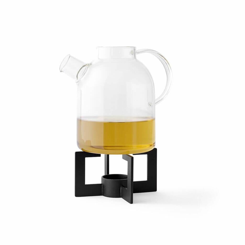 Cast Tea Heater