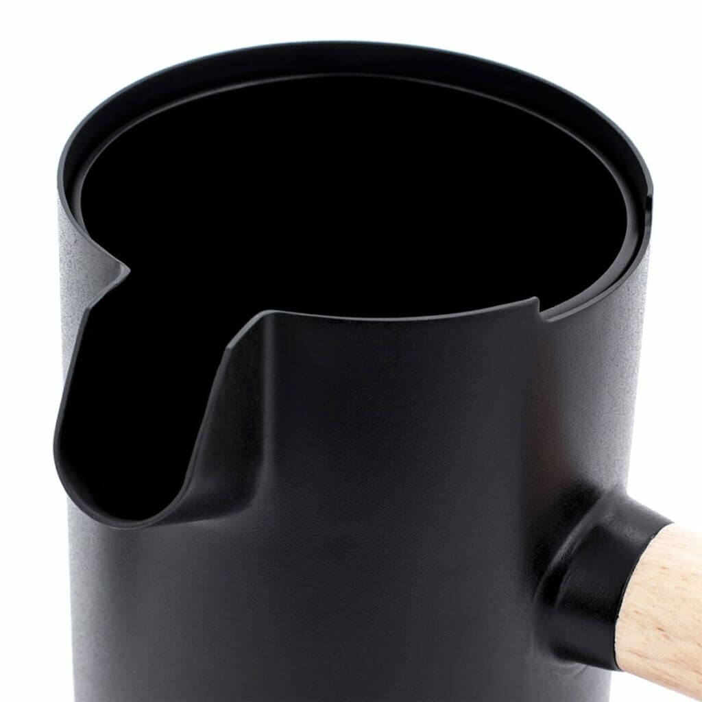 Collar milk jug - Detail