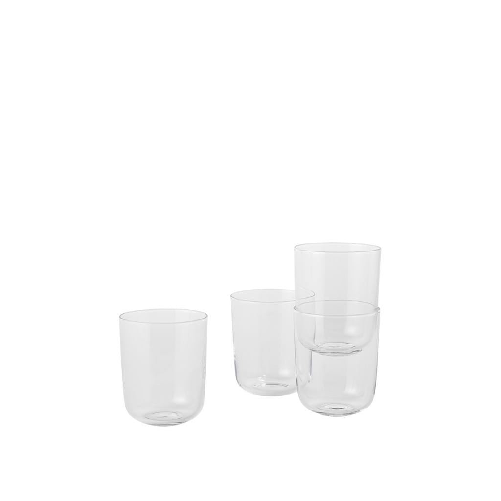 Corky Glasses - Tall - Clear