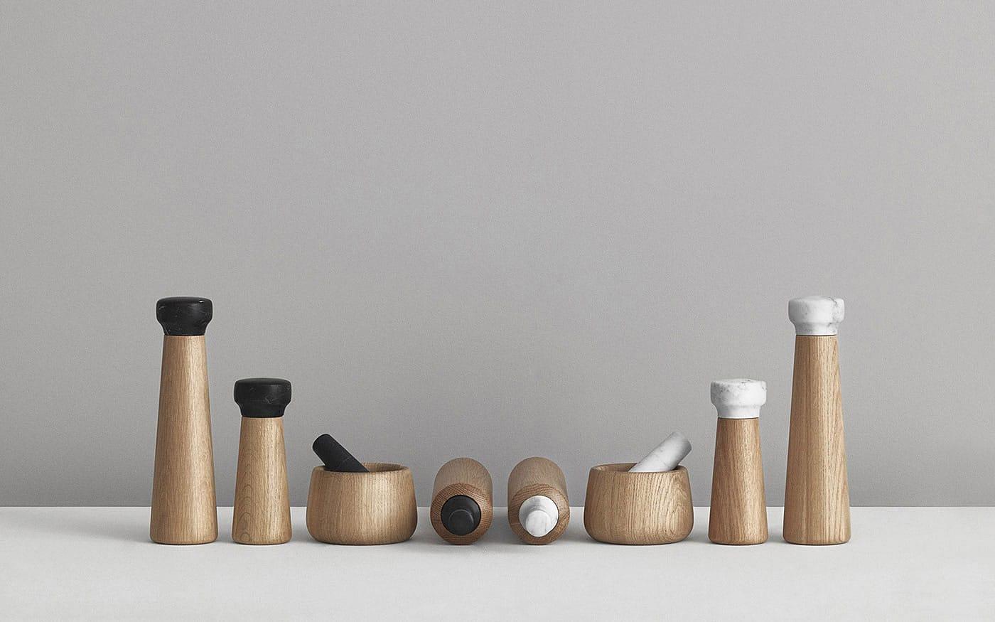 Design Classic Craft Salt And Pepper Mills Gir