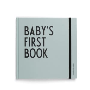 Baby's First Book - Turqouise