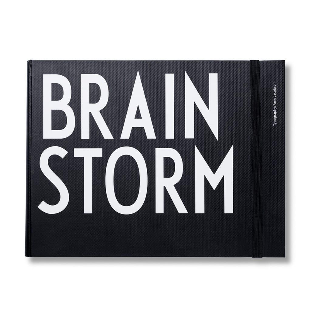 Design-Letters-AJ-Brainstorm-Notizbuch