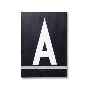 Design-Letters-Personal-Notizbuch-von-A-Z-A