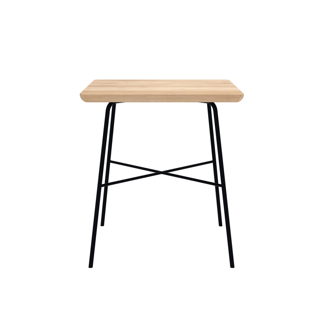 Disc Square Side Table