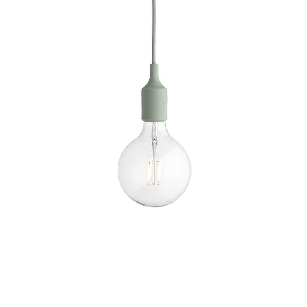 E27 Pendant Lamp - Light Green