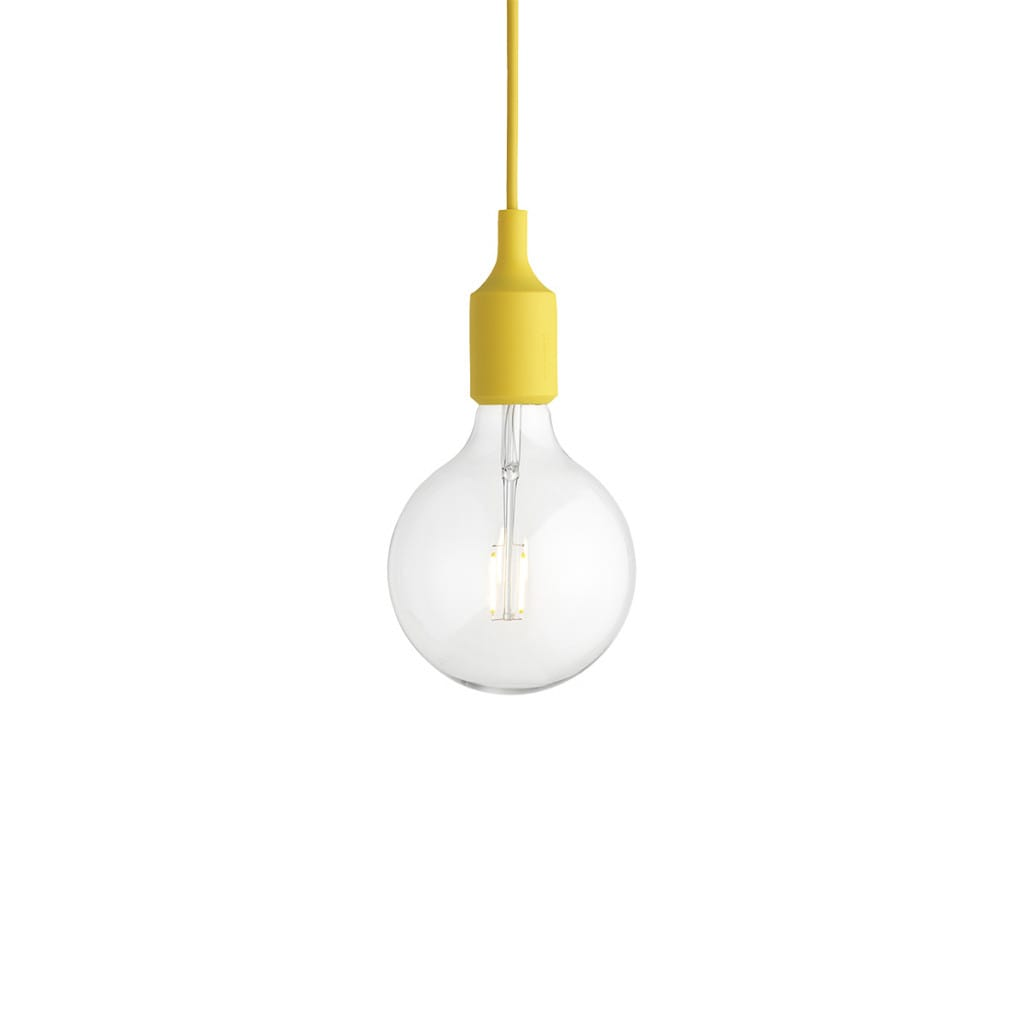 E27 - Yellow