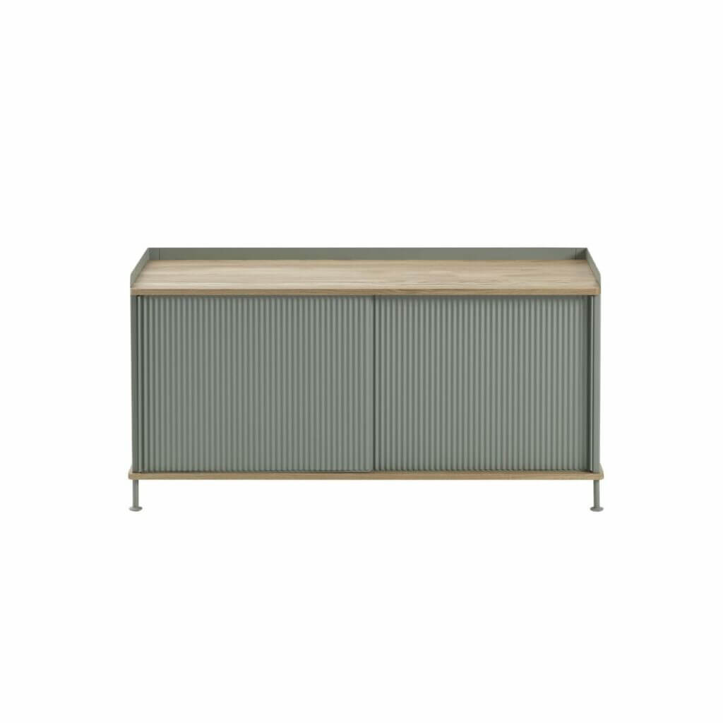 Enfold Sideboard - Dusty green