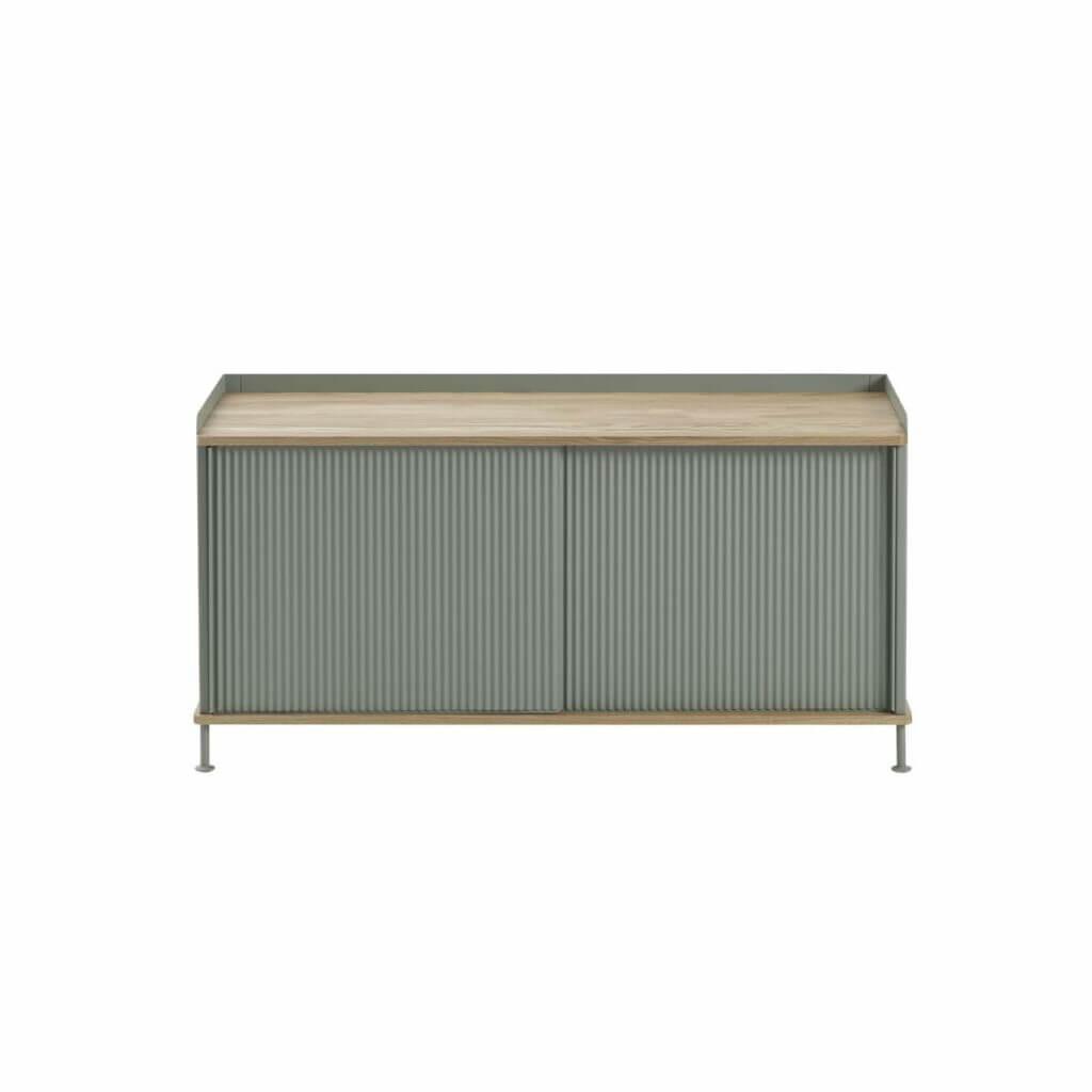 Enfold Sideboard - Dusty green