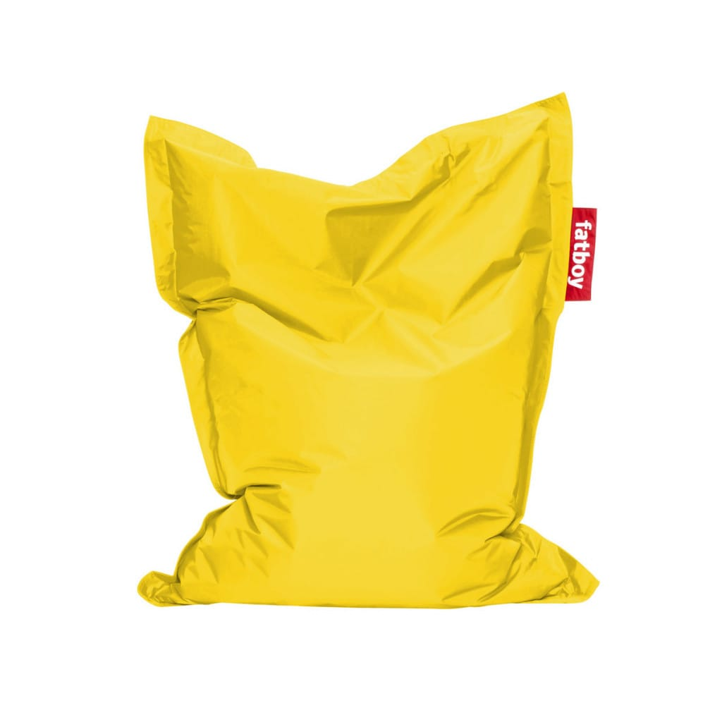 Junior Beanbag - Yellow