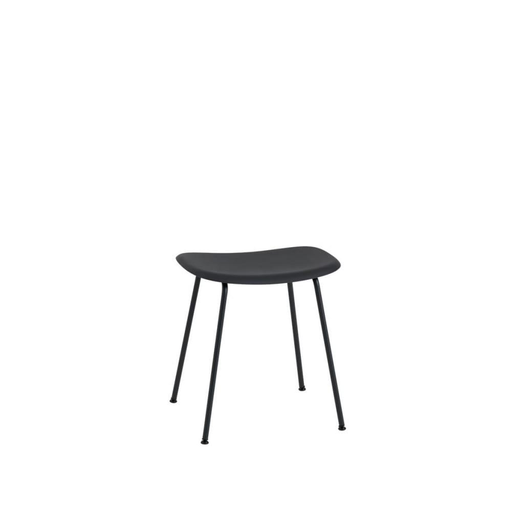 Fiber-stool-tubebase-black-MUUTO-5000x5000