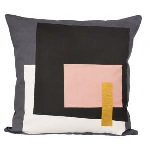 Fragment Cushion - Grey
