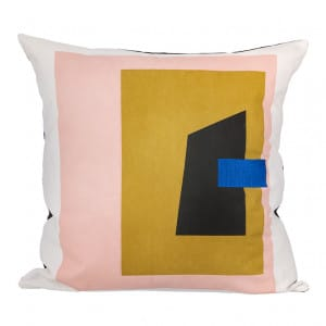 Fragment Cushion - Rose