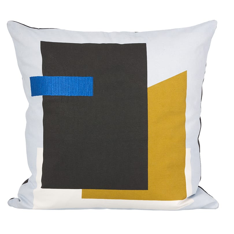Fragment Cushion - White