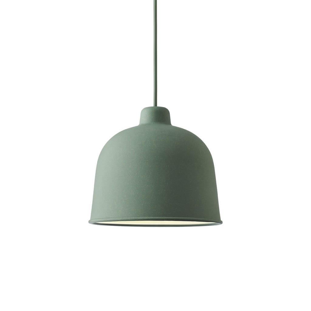 Grain Pendant Lamp - Green