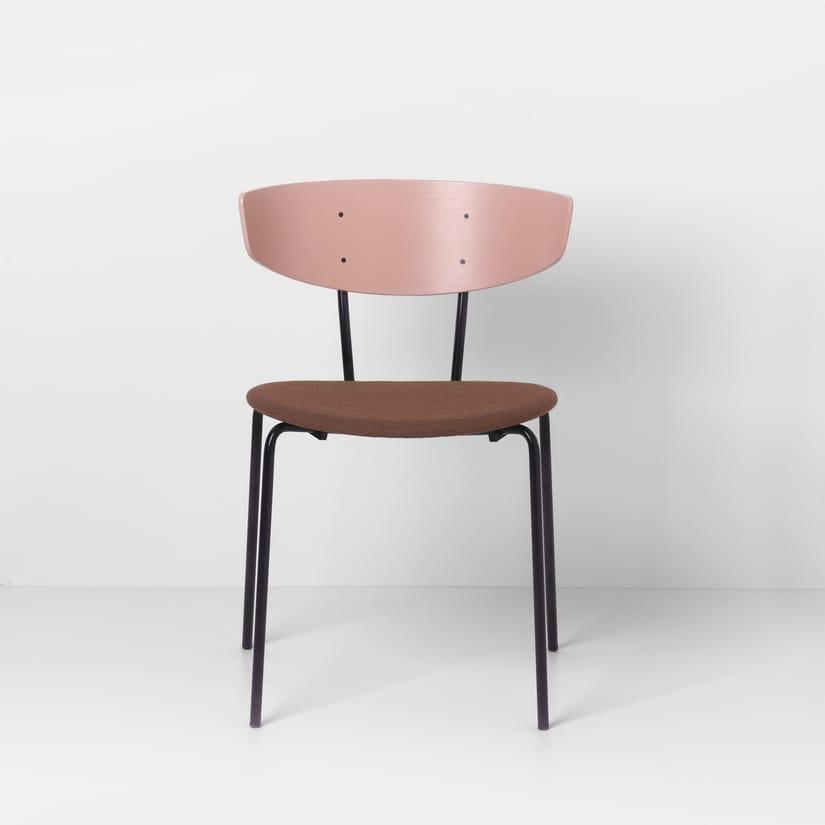 Herman Chair - Rose