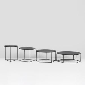 Polytop Tables - Black Top