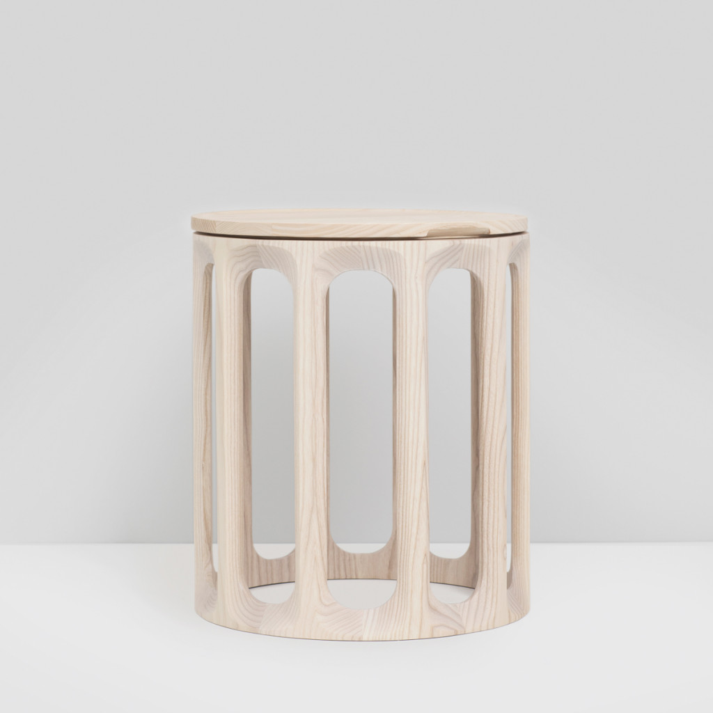 Trifora Side Table