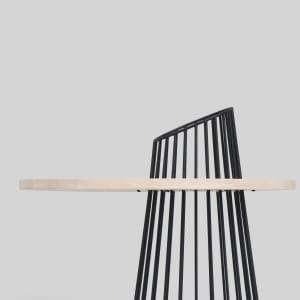 Sinteza Table - Black