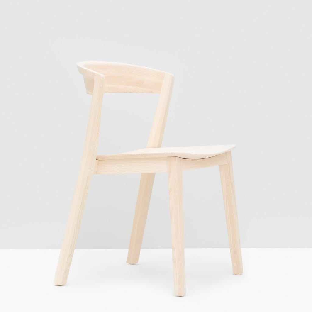 Brida Chair without Armrest - Ash