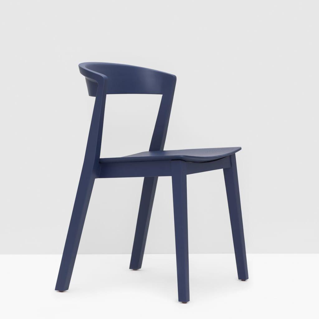 Brida Chair - Dark Blue