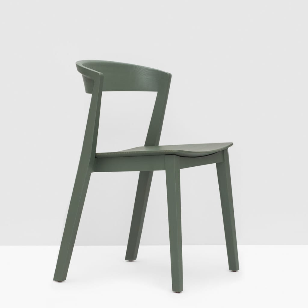 Brida Chair without Armrest - Olive