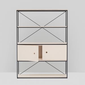 Metal Frame Rack - 2X