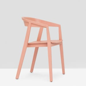 Brida Chair - Dusty Pink