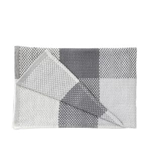 Loom Throw - Grey