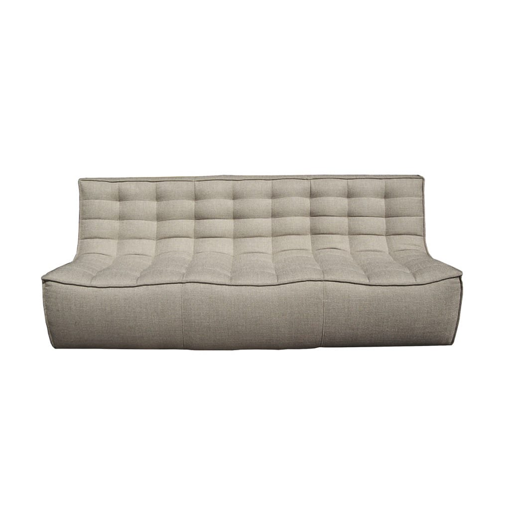 N701 3seater - Light Beige