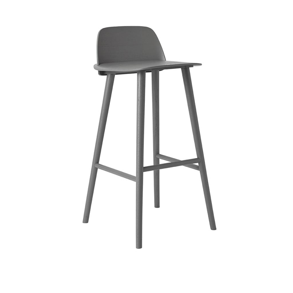 Nerd Barstool - Dark Grey