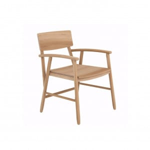 Oak Bjorsing Chair