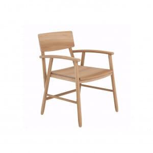 Oak Bjorsing Chair