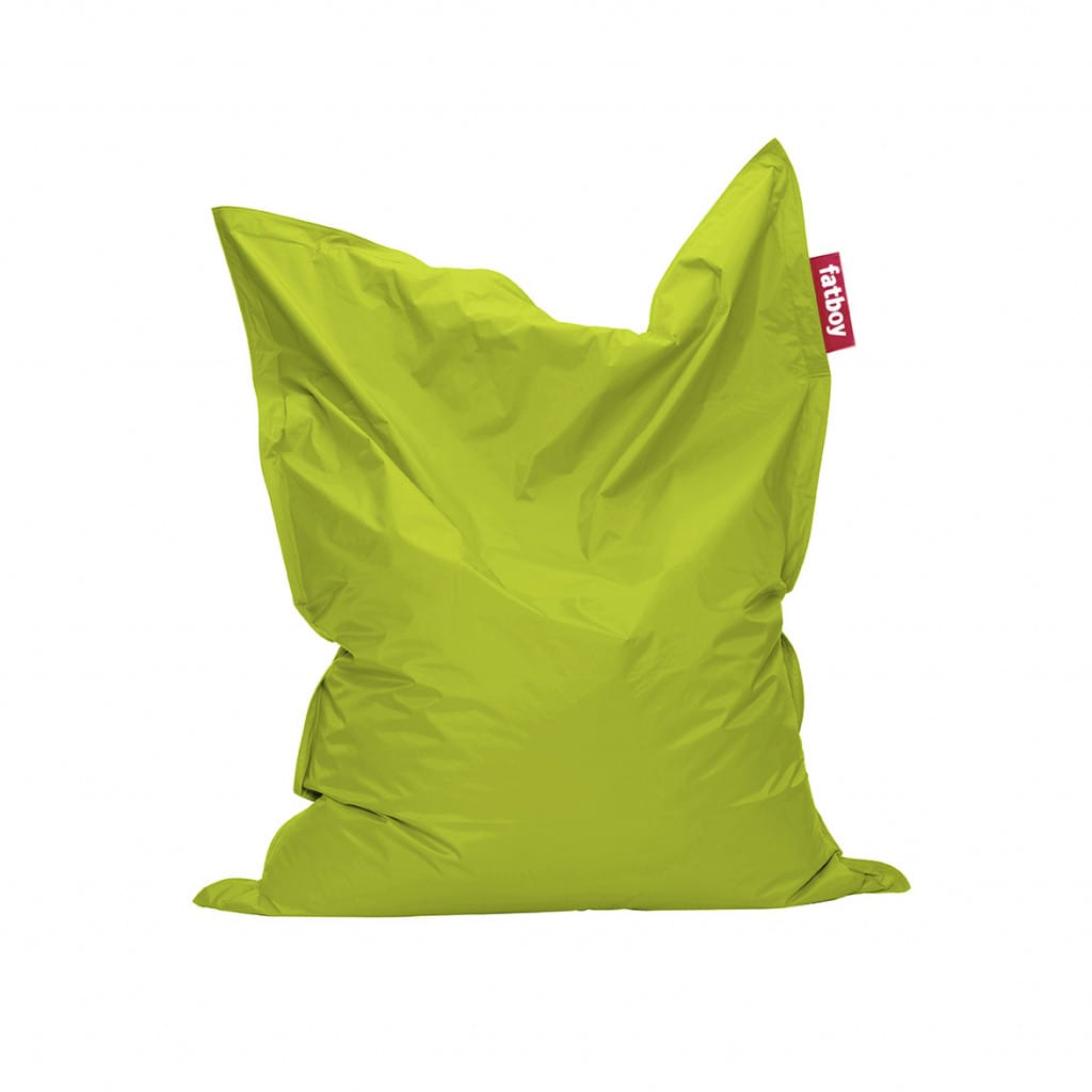 The Original Beanbag - Lime green
