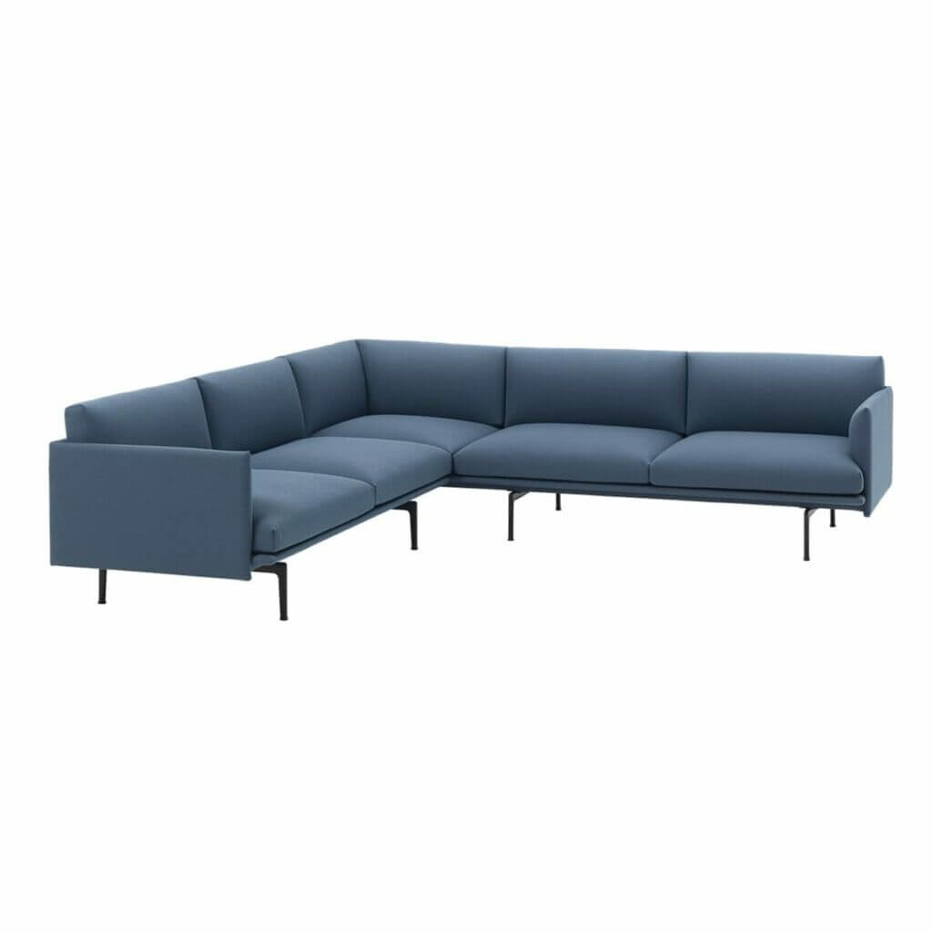 Outline Corner Sofa - Vidar 773