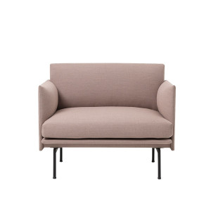 Outline chair - Fiord 551