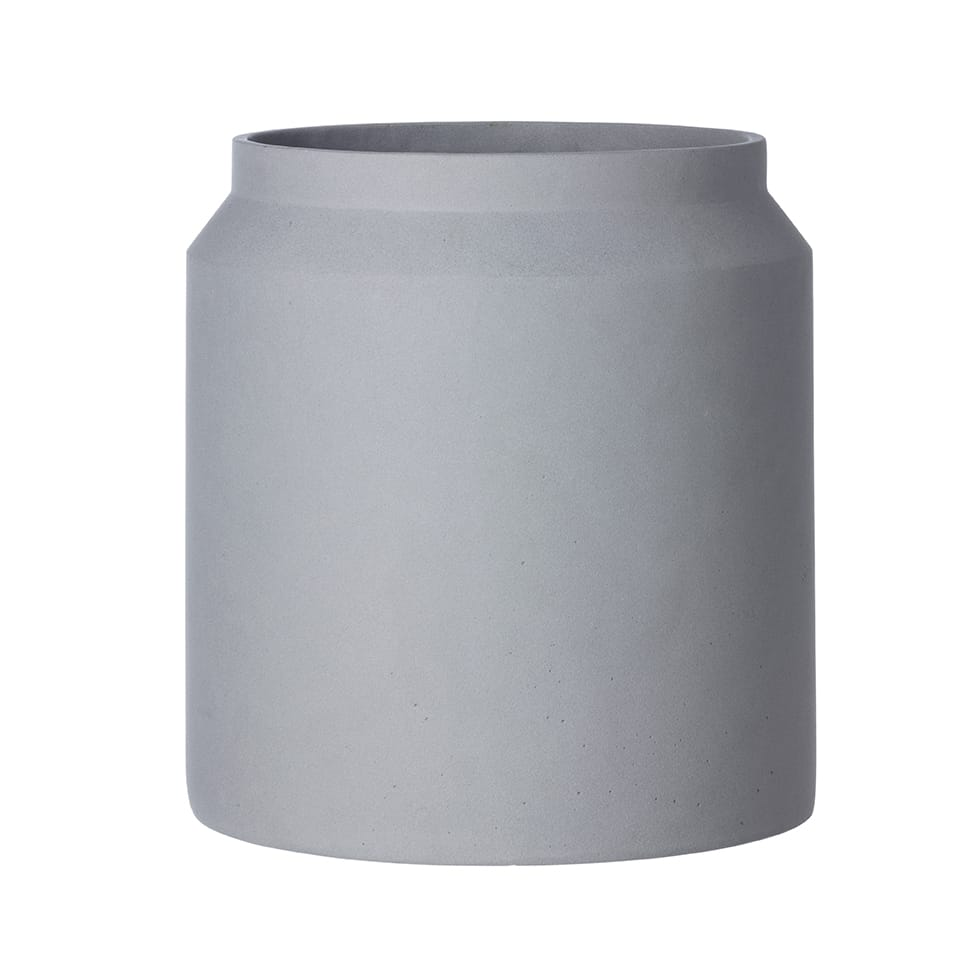 Pot - Light Grey