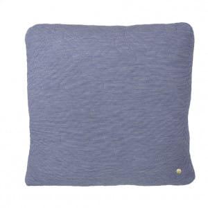 Quilt Cushion - Blue