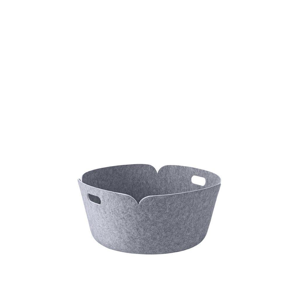 Restore Round - Grey
