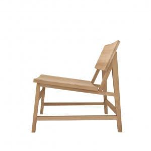Oak N2 Lounge chair
