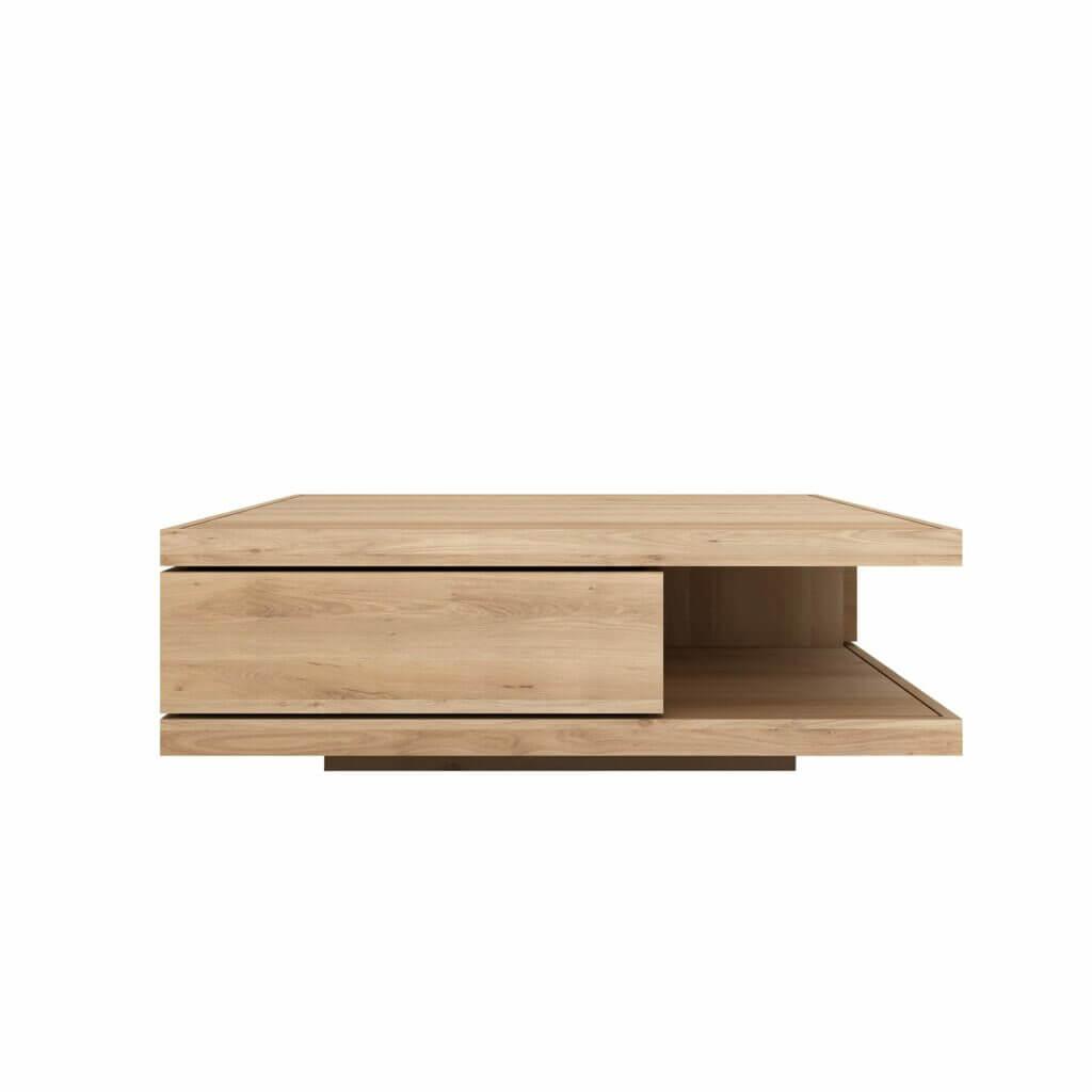 Oak Flat coffee table