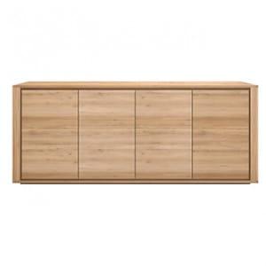 Shadow sideboard - 4 doors