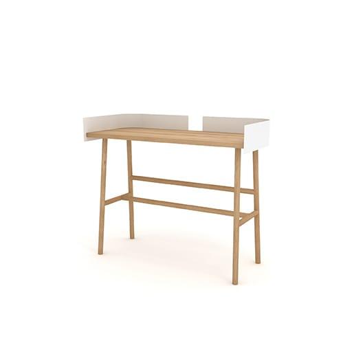 B desk - White